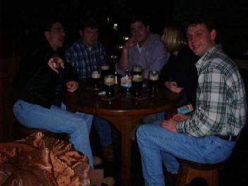 Mark Steuven in Ireland
